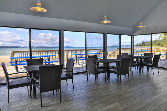 Harbor Cove Condominiums Beach House Interior