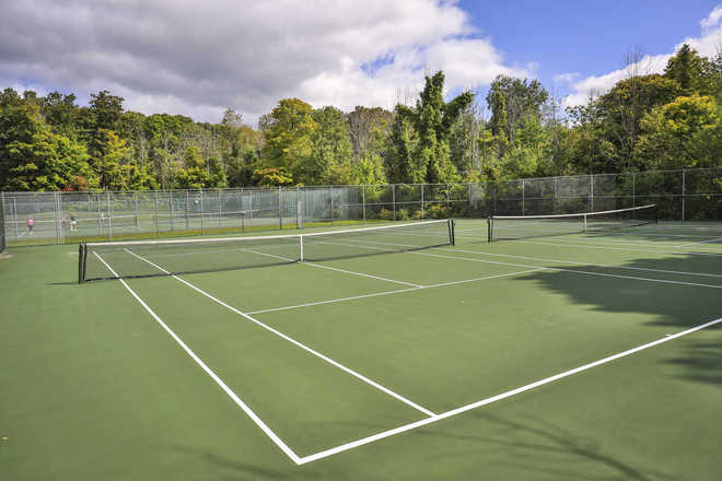 Harbor Cove Condominiums Tennis