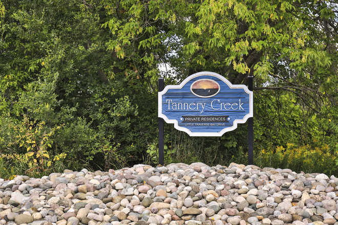 Tannery Creek Entry