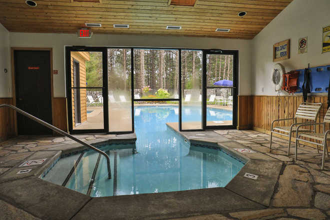 Trout Creek Condominiums Indoor-Outdoor Pool